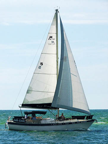 Affordable personalized charters with Key Sailing Sarasota